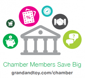 Grand & Toy saves you time & money!