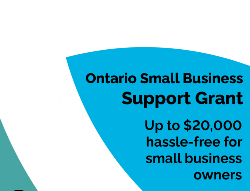 Ontario's Small Business Application Process is Open