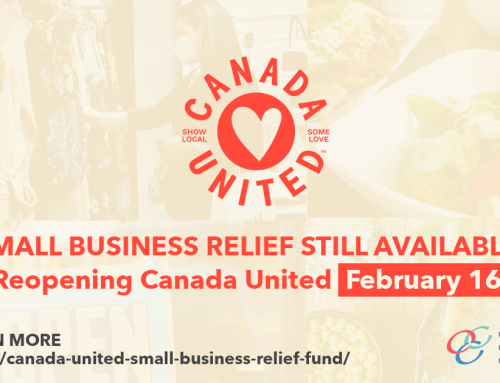 Canada United Small Business Relief Fund is Back